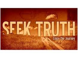 Image result for seek truth enjoy the