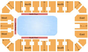 Stampede Corral Tickets And Stampede Corral Seating Charts