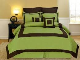Brown Lime Green Bedding | Bedroom Ideas Pictures