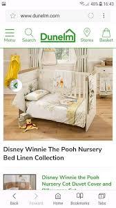 nursery set and curtains