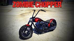 The first time it can be seen in the fourth part of gta and with the release update bikers became available and in grand theft auto online. Western Zombie Chopper Gta 5 Online Bikers Dlc Youtube