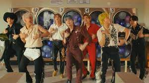 BTS Permission To Dance music video: RM ...