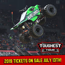 Toughest Monster Truck Tour Dow Event Center