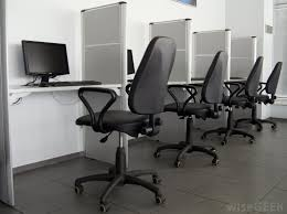 office space computer. Computer Chairs, Desks And Cubicles Are Among Common Components Of Office Furniture. Space