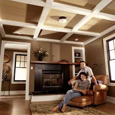 Ceiling Panel Design Ceiling Panels How To Install A Beam And Panel Ceiling