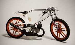 1978 motobecane mean custom moped