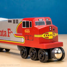 handcrafted realistic wooden trains a review of whittle shortline railroad