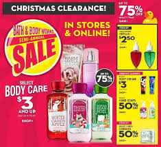 bath and body works semi annual sale end date hot bath body works huge 75 off semi annual sale and christmas