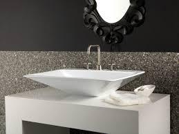 Quartz Bathroom Countertop Engineered Stone Countertops Hgtv