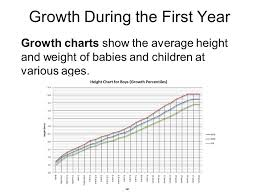 Baby First Year Weight Chart Infant Growth And Development Ppt Download