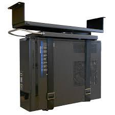 newstar pc desk mount cpu d050black