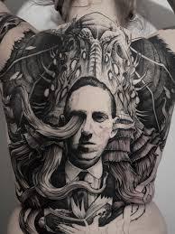 Tattoo Uploaded By Patryk Thank You Lovecraft Art Tattooartist