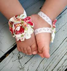 40 cute diy baby barefoot sandals 2016 uk fashion