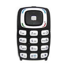 Keypad For Nokia 6103 - Black - Maxbhi.com