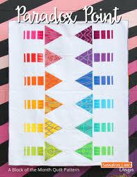 Pattern Book Delectable Paradox Point Pattern Book Sassafras Lane Designs