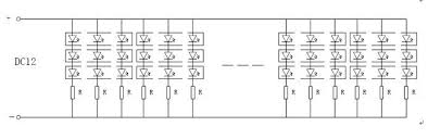 5050 led strip wiring diagram 5050 image wiring led strip circuit diagram led auto wiring diagram schematic on 5050 led strip wiring diagram