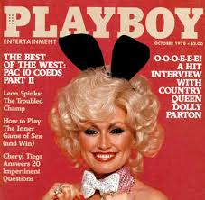 Bad bunny is the only man, aside from the late hugh hefner, to appear solo on the cover of playboy. Mit 75 Jahren Dolly Parton Stellt Ihr Playboy Cover Von 1978 Nach Welt