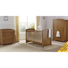 silver nursery furniture. Silver Cross Ashby Nursery Furniture Set