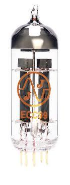 <b>Лампа</b> для Гитарного Усилителя <b>JJ ELECTRONIC ECC99</b>/GP ...