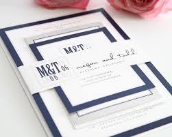 50 best wedding invitation rsvp images on pinterest Ghetto Wedding Invitations wedding invitation, navy wedding invitation, navy blue wedding invitations, wedding invites modern Worst Wedding Invitations