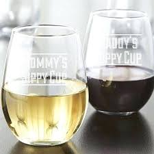 sippy wine glass mommy and cup oz stemless glasses mommys giant