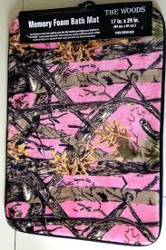 best of camo bathroom rugs or pink memory foam bath mat 63 realtree camo bathroom rugs