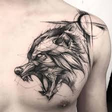 60 Amazing Wolf Tattoos The Best Youll Ever See Straight Blasted