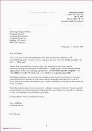 Example Cover Letter For Resume General Cover Letter For Enquiring Possible Job Vacancies Valid