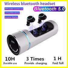 [COD]TWS <b>E8 Bluetooth 5.0 Earphones</b> Touch Control Wireless ...