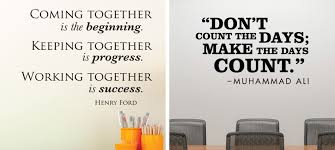 Professional Quotes Classy Office Wall Quotes WallQuotes