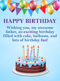 Have Lots Of Fun Happy Birthday Card Birthday Greeting Cards By