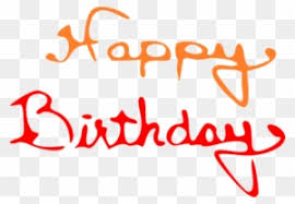 Happy Birthday Clipart Transparent Png Clipart Images Free