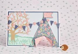 Tent Aperture Card Docrafts Com