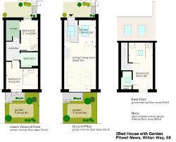 Home Garden Design Plan Magnificent Terraced House Plans Bestsciaticatreatmentscom Wilton House Floor
