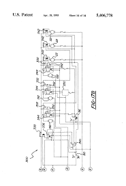 patent us electric drive riding greens mower patents patent drawing