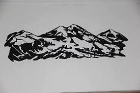 image is loading colorado mountains twin peaks plasma cut metal wall  on plasma cut metal wall art with colorado mountains twin peaks plasma cut metal wall art silhouette