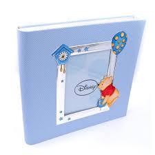 blue photo al cm 30x30 winnie the pooh 3d painted disney baby by valenti argenti