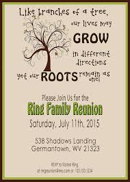 Family Reunion Invite Swirly Tree PRINTABLE DIGITAL INVITATION Unique Malayalam Quotes Waiting For Reunion Pics