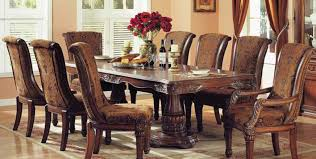 8 dining room sets tremendeous round