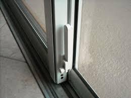 sliding glass door latch melissa door design