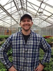 Brandon Coker - Greenhouse Management