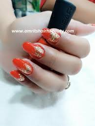 Best Nail Salon for Nail Art in Udaipur,Rajasthan | Amrits Hair n ...