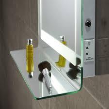 Roper Rhodes Gamma Designer Illuminated Bathroom Mirror 520mm