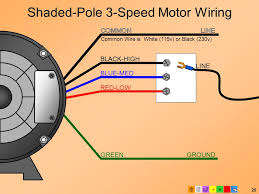 e2 motors and motor starting modified ppt video online 20 shaded pole 3 speed motor wiring