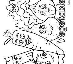 Small Picture Vegetable Coloring Pages Best Coloring Pages adresebitkiselcom