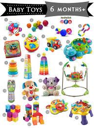 Best baby toys 6 months