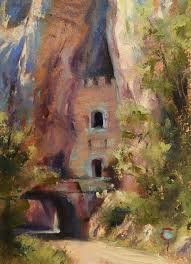 en plein air painting is french for painting in the open air and what better way to soak in the flavors of this region known to be the most picturesque