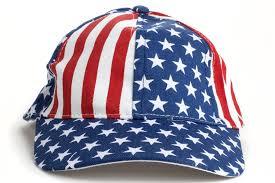 <b>USA FLAG BASEBALL CAP</b> - The Store at LBJ
