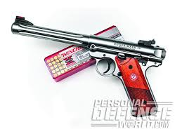 ruger mark iv hunter pistol