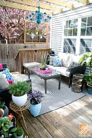 outside deck patio decorating ideas turning a deck into an outdoor living room deck boards menards